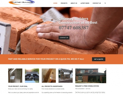 Courtney Builders