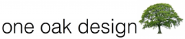 One Oak Design Logo